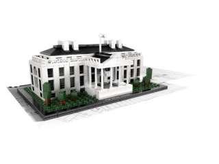 LEGO Architecture White House (21006) 673419160148