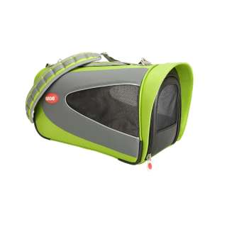 Argo petascope pet carrier dog cat airline bag green S