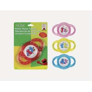 BABKY ING SESAME STREET WATER FILLED TEETHER Baby