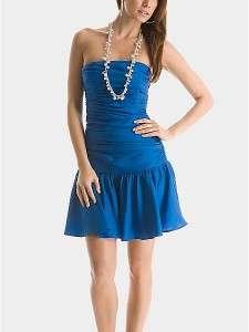 NWT Guess Marciano TWILA Short Mini Silk Dress Sz S