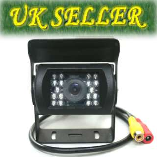 Car Rear view License Plate Frame Parking Reverse Camera