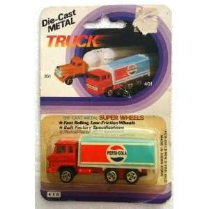 PEPSI COLA Tractor Trailer PEPSI DELIVERY SEMI TRUCK Toys & Games