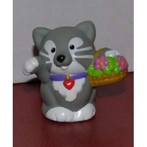People Kitten Kitty Cat 2001   Replacement Figure   Classic Fisher