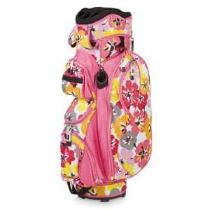 All For Color Cotton Blossom Ladies Golf Bag Sports & Outdoors