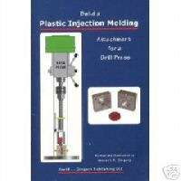 Build Plastic Injection Molding Attach for Drill Press