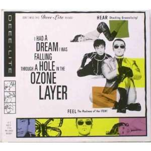 Was Falling Through a Hole in the Ozone Layer: Deee Lite: Music