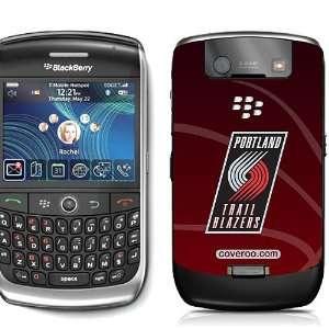 Coveroo Portland Trail Blazers BlackBerry Curve 8900 Cell