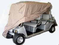 Champion 6 Pass Limo Golf Cart Cover