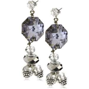 Tova Jewelry Silver Cluster Earrings Jewelry