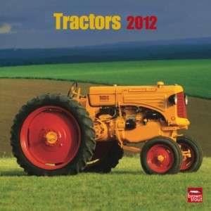Tractors 2012 Wall Calendar