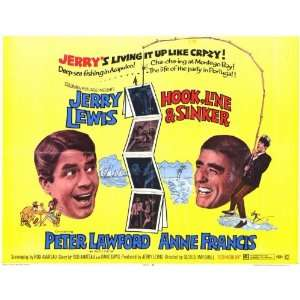 ) Style A  (Jerry Lewis)(Peter Lawford)(Anne Francis): Home & Kitchen