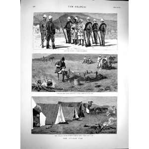 1879 Afghan War Bazar Valley Camp Siti Sobi Jumrood: Home