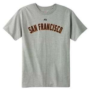 Majestic San Francisco Giants Tim Lincecum Tee  Sports