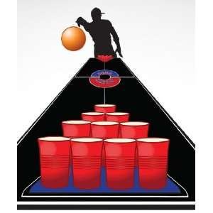 Vinyl Wall Decal Sticker Beer Pong Tournament JH170 Everything Else