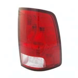 Dodge Ram Pickup 1500 Tail Light Passenger Side