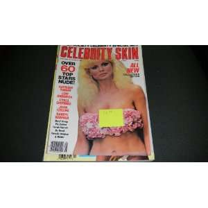 Skin Special No. 8 September 1986 Loni Anderson high society Books