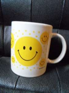SMILEY FACE~HAPPY FACE~MUG or COFFEE CUP~Betallic Inc.~