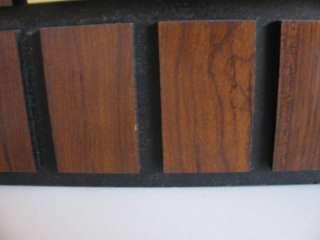 Mid Century Danish Modern SETH THOMAS WALL CLOCK Retro