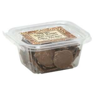 Wgmns Toffee Clusters, Swiss Recipe, Milk Chocolate , 8 Oz