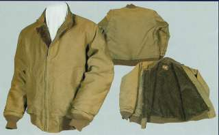 EXTREMELY RARE VINTAGE NAVY WWII NAF 1168 FLIGHT FLYING DECK JACKET 40