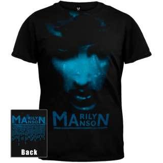 Marilyn Manson   Blurry Thorns Tour T