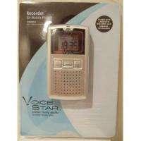 Voice Star VSR100 Recorder for Mobile Phones Cell Phones