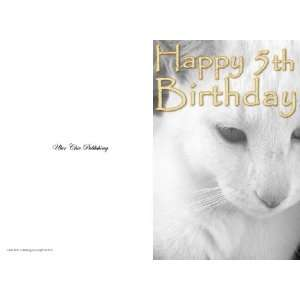Personalised Birthday Greeting Cards