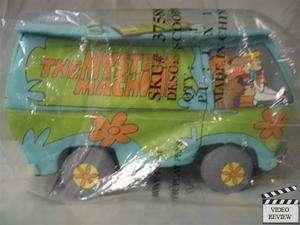 Scooby Doo Mystery Machine w/ secret compartment NEW
