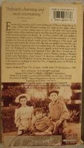 The Secret Garden VHS 1949 B&W Margaret OBrien