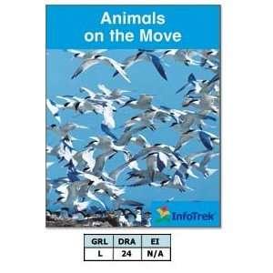 InfoTrek Social Studies Animals on the Move, Set C Toys