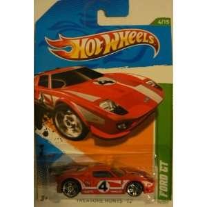 NEW Hot Wheels Treasure Hunt #4/15 Ford GT Rare LOOK