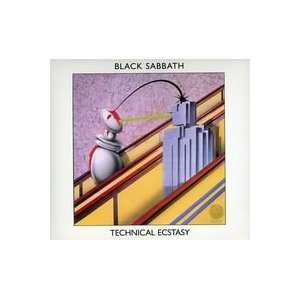 New Sanctuary Artist Black Sabbath Technical Ecstacy 2009