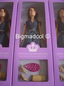 Princess Catherine Doll Kate Middleton Royal Wedding