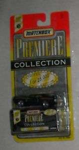 1995 MATCHBOX PREMIERE Collection PONTIAC GTO JUDGE MOC