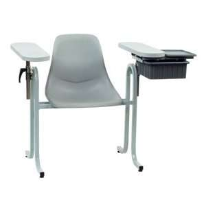 McKesson Blood Drawing Chair With Drawer   Model 63 20psfd