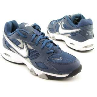 Diamond Trainer New Baseball Trainers Shoes Blue, Navy Blue Mens NIKE