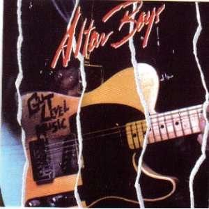 Gut Level Music: Altar Boys: Music