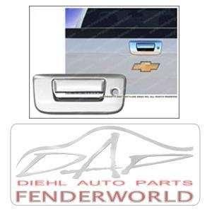GMC SIERRA 99 06 TFP CHROME REAR HANDLE COVERS Automotive