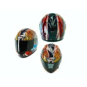 Suomy Spec 1R Bostrom Tattoo Helmet