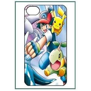 Pokemon Cartoon Cute Fun Lovely Game Figure iPhone 4s