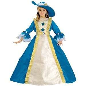 Princess Dress Child Halloween Costume Size 12 14 Large: Toys & Games