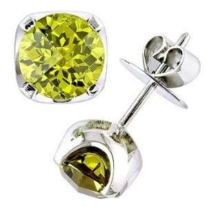 Mali garnet and white gold earrings. Vanna Weinberg