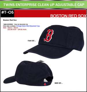 T05 Mlb Twins Caps hats BOSTON RED SOX Baseball Cap