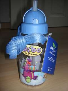 Brand New   DIBO GIFT WISH DRAGON & Friends Waterbottle