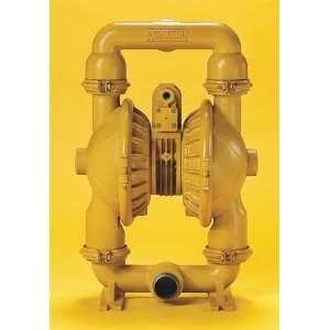 ATEX Diaphragm Pump,Aluminum, Buna Diapragm: Home Improvement