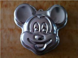 Mickey Mouse Cake Pan Cake Tin Cake Decoration Bake Molds