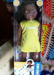 18 Springfield Doll Madison African/American