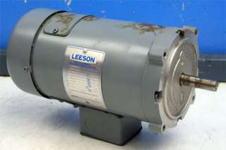 Leeson C4D17FC2C Direct Current Permanent Magnet Motor