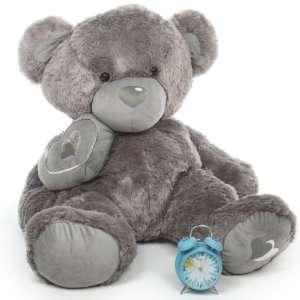 Giant Soft Plush Valentine Teddy Bear   42   Snuggle Pie