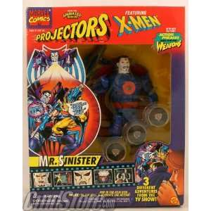 Men Projectors Action Figures Mr. Sinister 9 inch Toys & Games